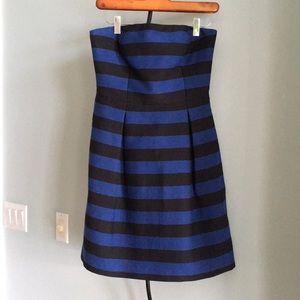 TRINA TURK  MERCER STRAPLESS DRESS